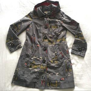 dd458e8cd4 Boden Jackets   Coats - Boden Rainy Day Mac in Westminster print